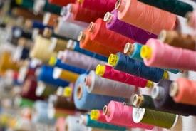 multiple spools of thread