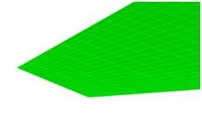Converging parameter lines