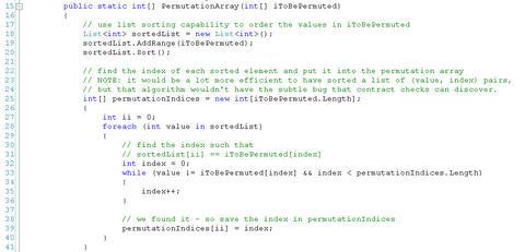 debug code1
