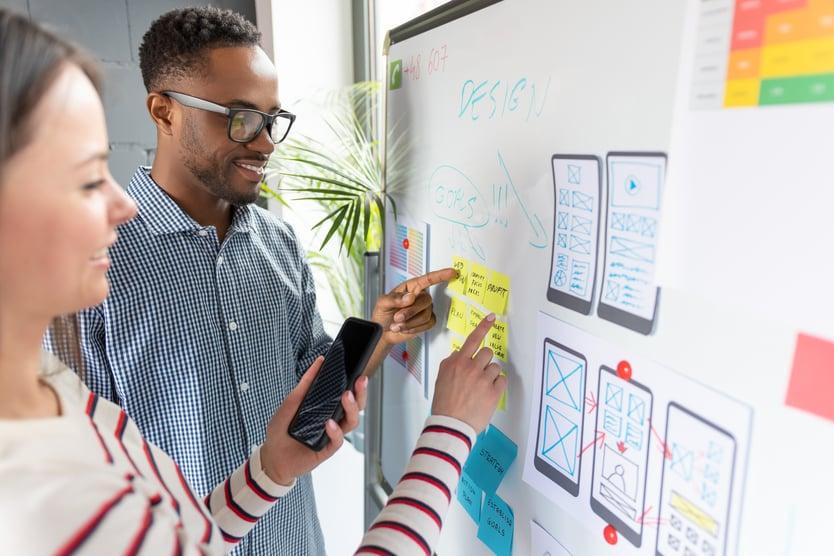 Whiteboard User Experience Design