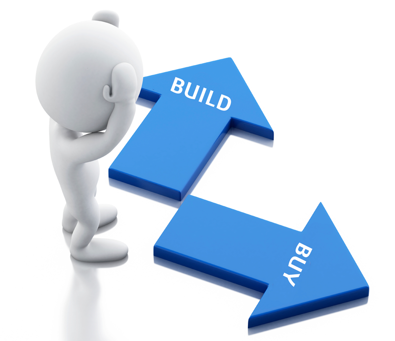 Build vs Buy 3D Software Development Toolkits