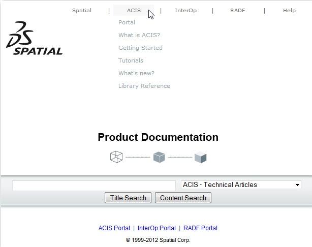 Documentation Interface